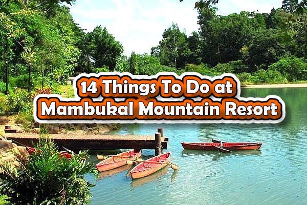 14 Things To Do at Mambukal Mountain Resort