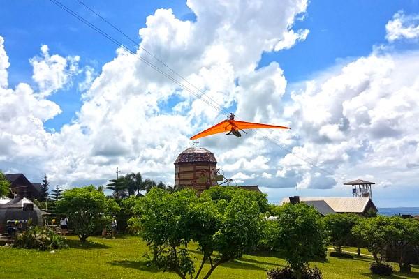 Hang Glider Zip-line