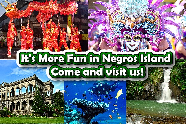 Its More Fun in Negros Island come and visit us