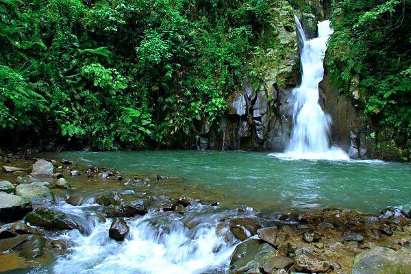 Mambukal Mountain Resort - Falls