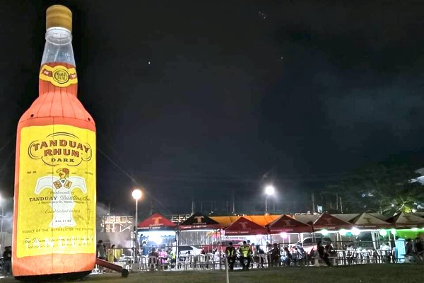 Rum Festival Food Bazaar