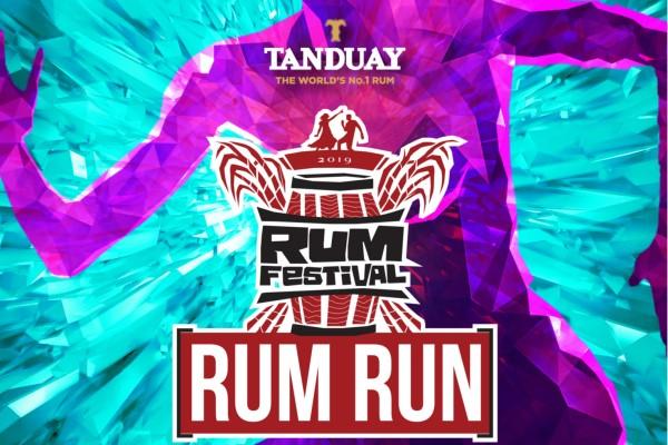 Rum Run - Tanduay Rum Festival