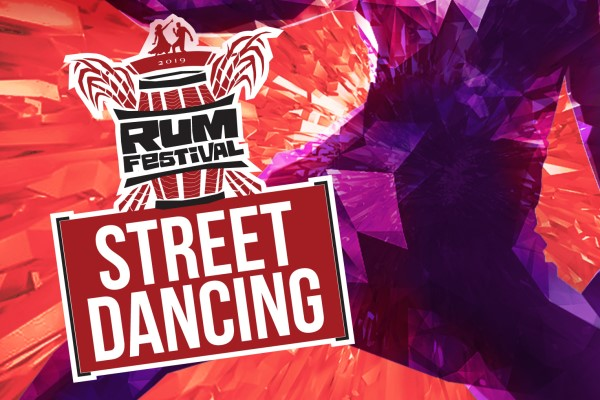 Street Dance - Tanduay Rum Festival