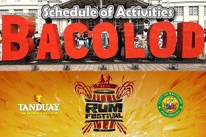 Bacolod Tanduay Rum Festival 2019