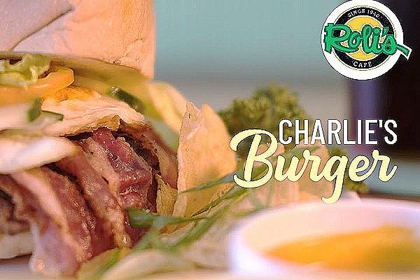 Rolis Charlies Burger