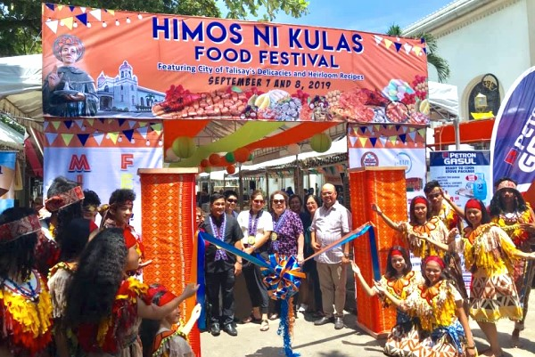 Talisay - Himos ni Kulas Food Festival