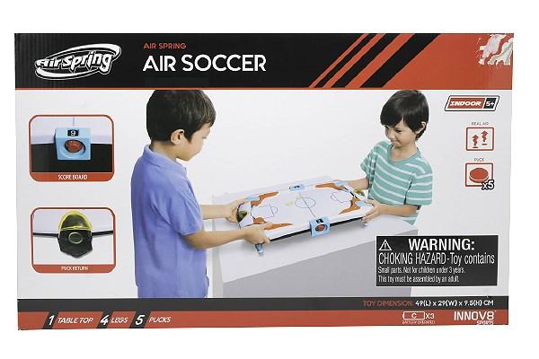Air Spring's Air Soccer table game