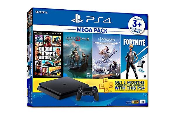 Toy Kingdom's PS4 Mega Pack