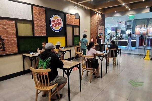 Burger King SM Bacolod