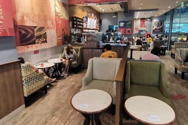 Seattle's Best Coffee SM Bacolod