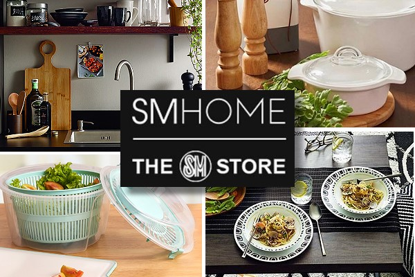 HEALTHY HOME-WORKS FROM SM HOME