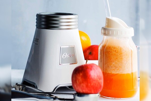 Juice up to boost your immune system with this handy Oster Mason Jar Blender.