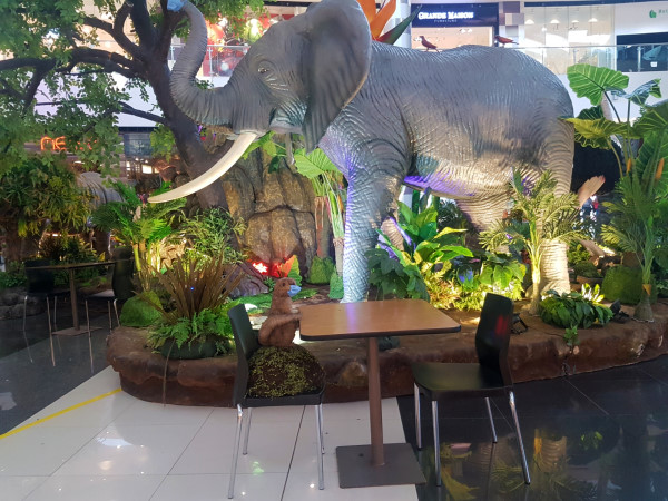 SM City Bacolod Safari Cafe - 10