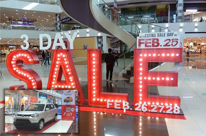SM February Sale