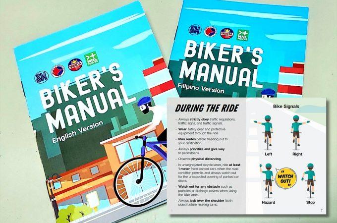 SM Bike Manual