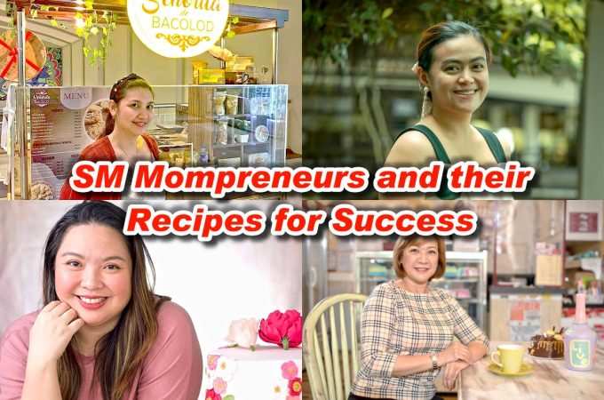 SM Mompreneurs and their Recipes for Success