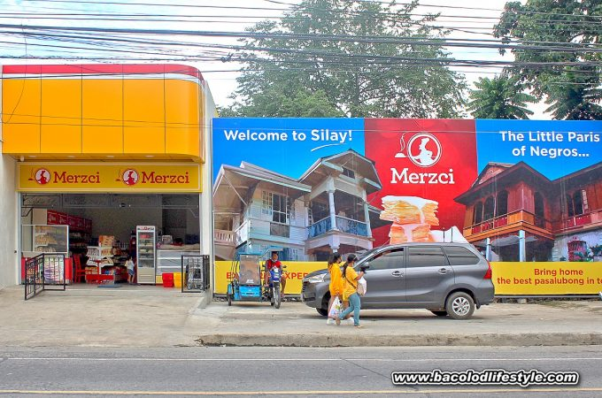 Merzci Silay 4 Grand Opening