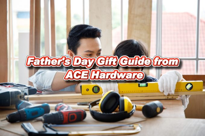 Share special moments with Dad with ACE