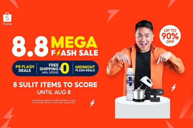 8.8 Mega Flash Sale Items
