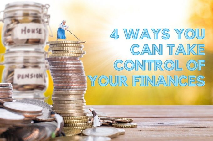 Take control of your finances Day Deals