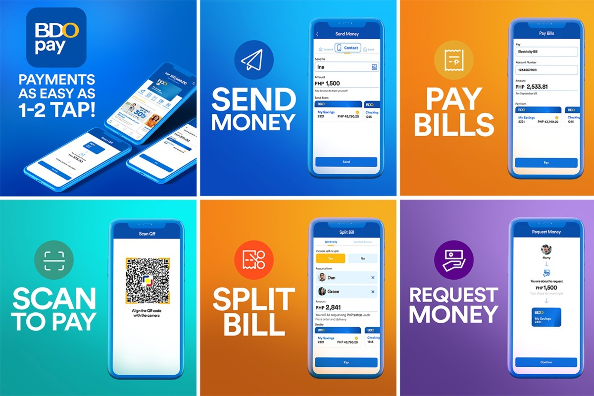 BDO Pay's features allow clients to manage finances easily