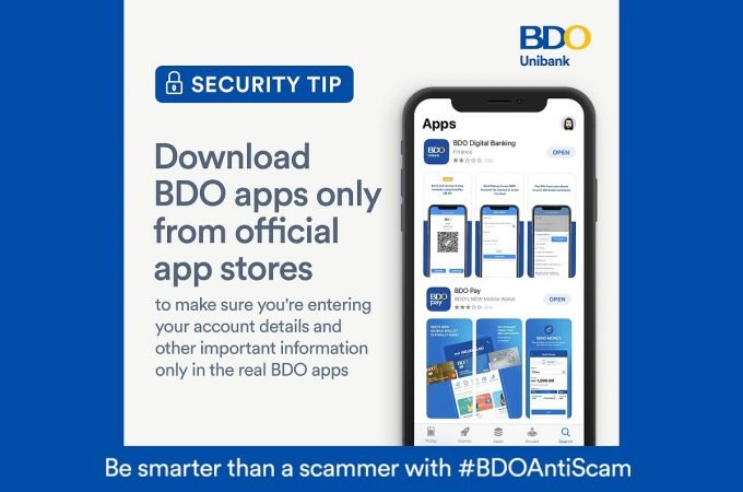Download BDO Mobile apps from official app stores