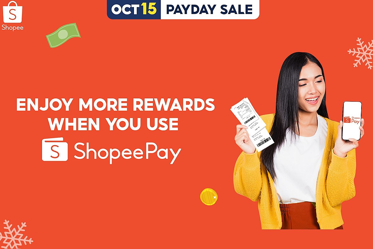 Maximize Your Suweldo this Payday Sale with ShopeePay
