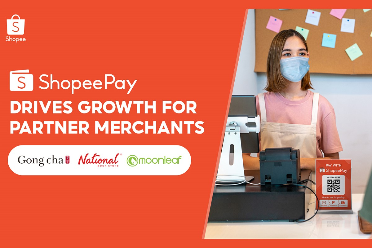 ShopeePay Drives Growth for Partner Merchants by Providing a Convenient, Secure, and Rewarding Payment Solution