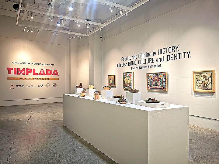 Timplada at ILOMOCA Exhibit